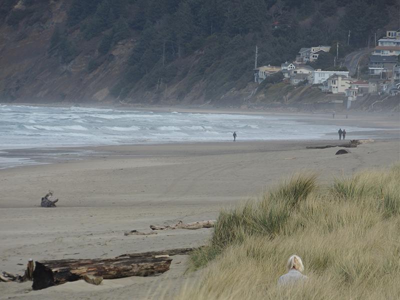 Oregon Coast Beach Safety
