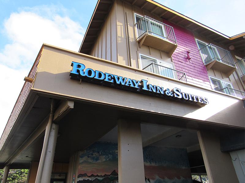 Rodeway Rescue