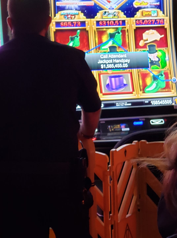 Chinook Winds Casino winner