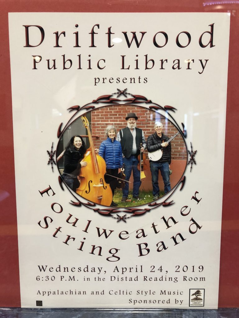 foulweather string band