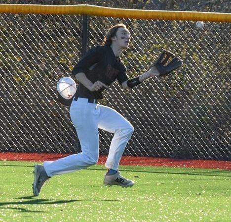 Tyee Fisher Baseball