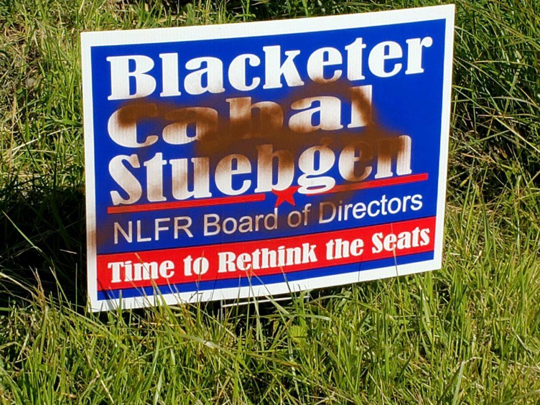 NLFR Board of Directors