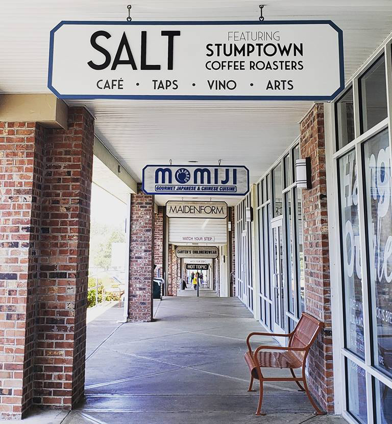 Salt Lincoln City Outlets