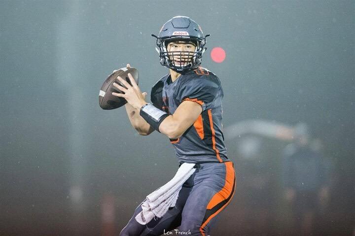 David Jin Tigers Quarterback