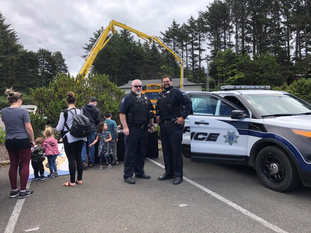 LCPD Touch a Truck
