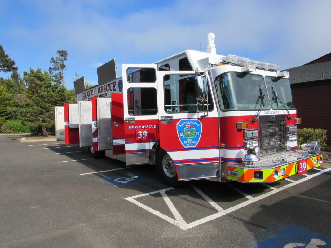 Lincoln City Heavy Rescue