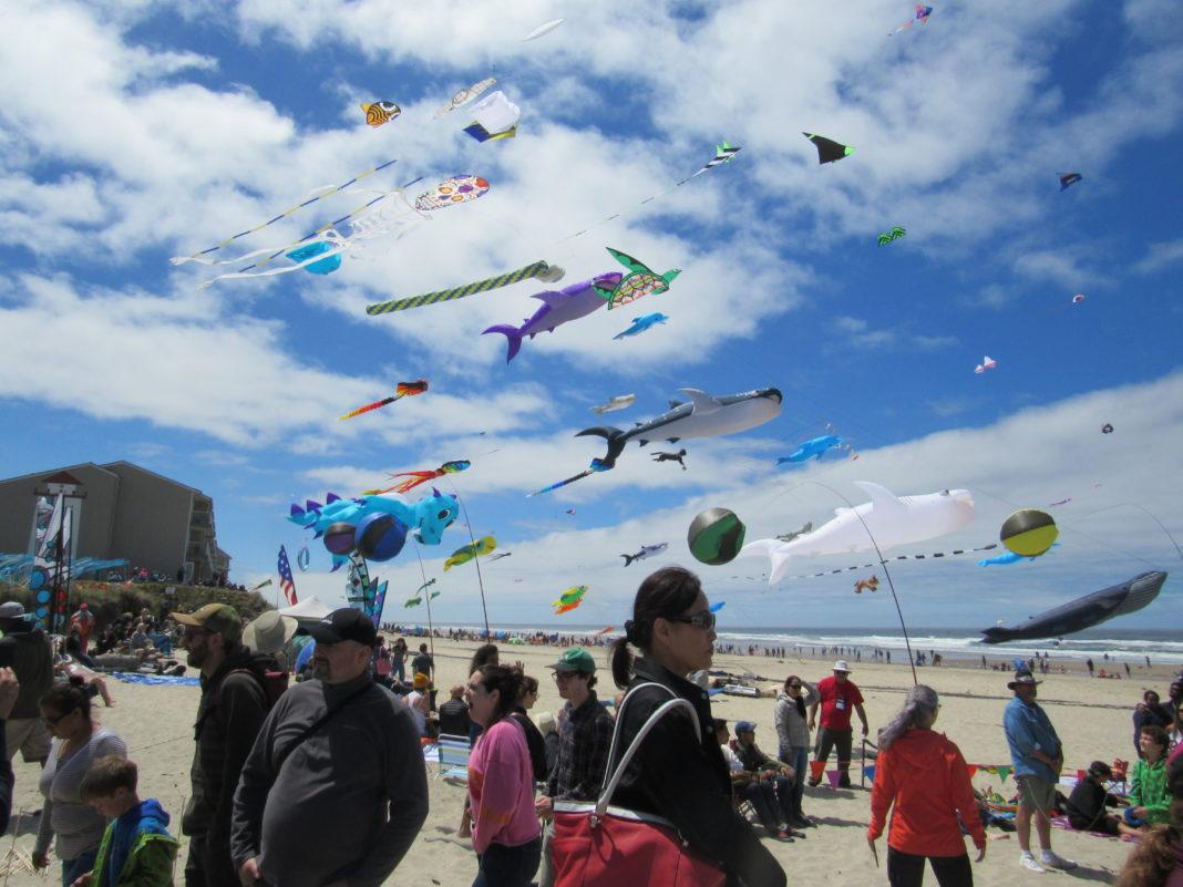 Lincoln City Kite Festival 2019