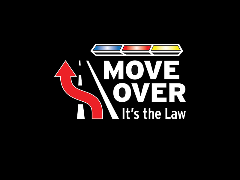 Move Over its the law