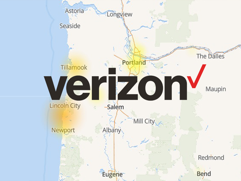 Verizon Lincoln City