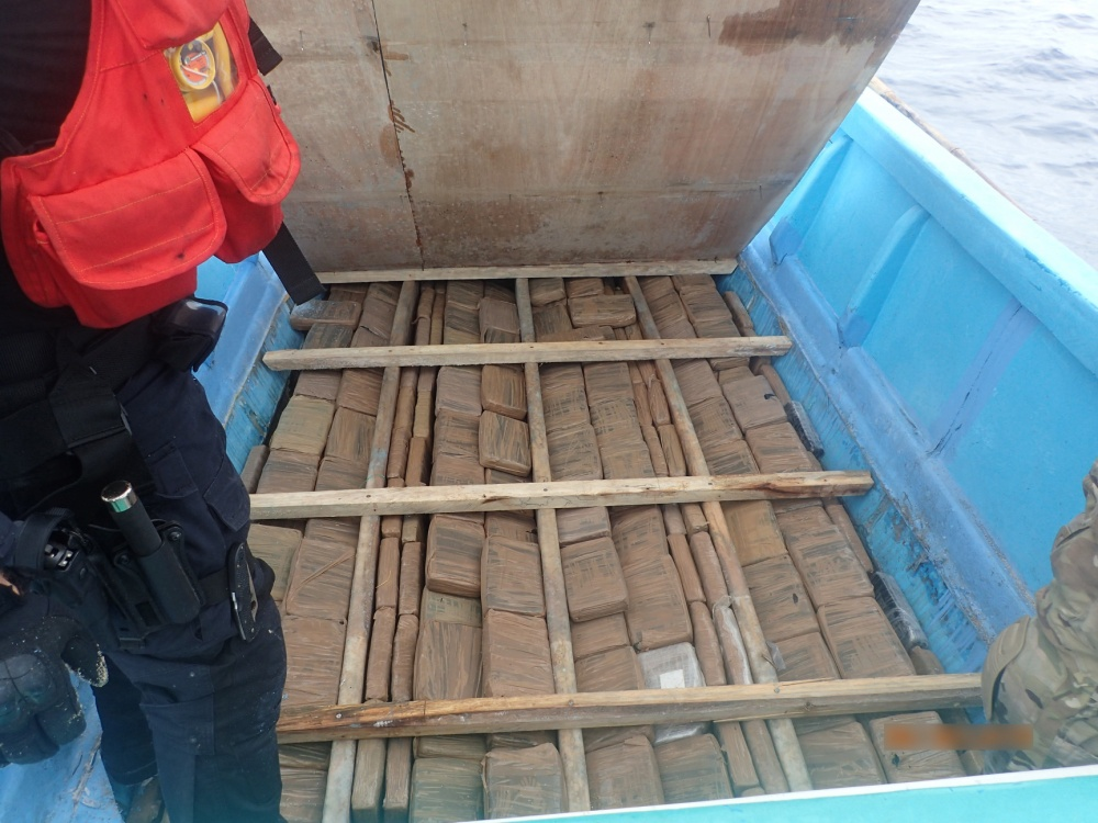 Coast guard cocaine bust