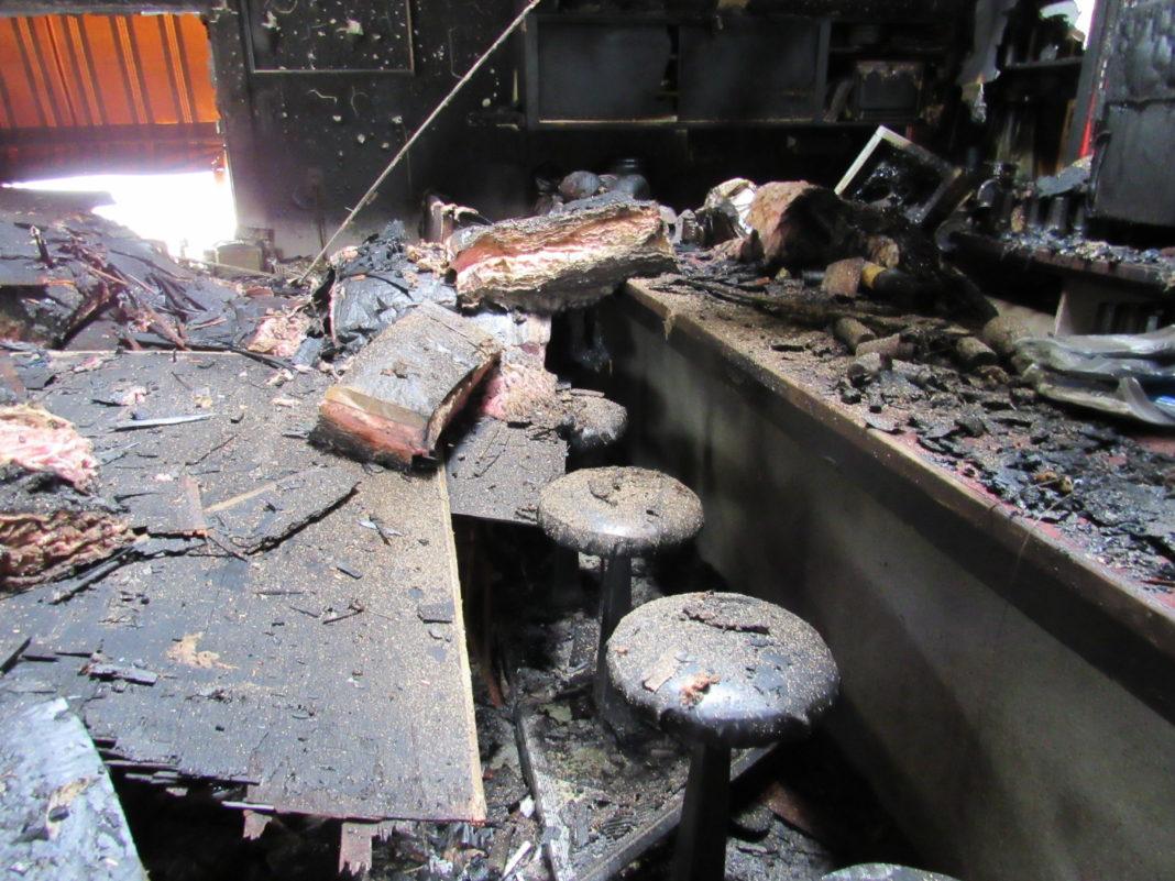 Otis Cafe Fire