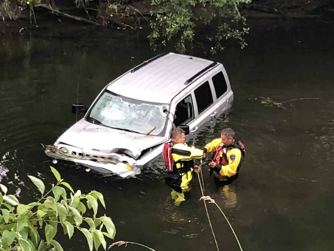 Siletz River Crash