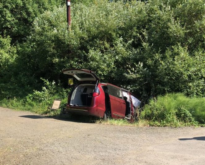 California woman dies in traffic accident near Grand Ronde