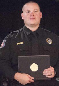 Officer Jarett Villafane