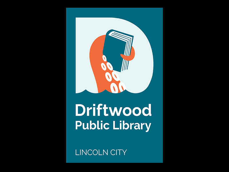 Driftwood Library logo