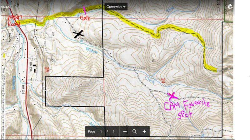 Shelden Missing Map