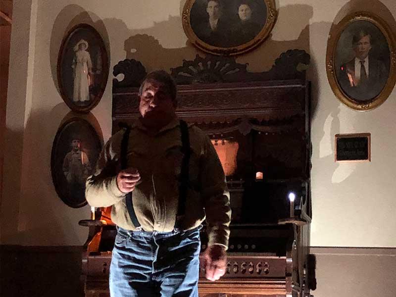 George Parmele (Dave Jones)