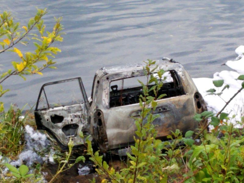 SUV Devils Lake