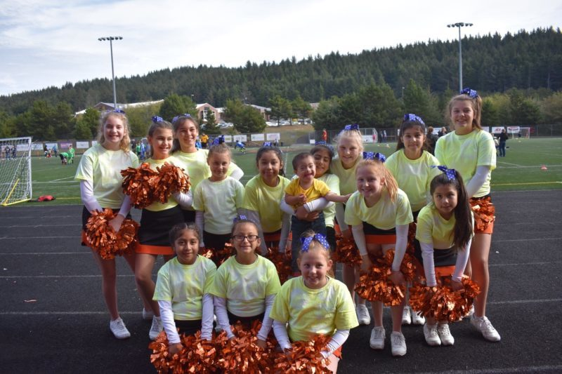 LC Youth Sideline Cheerleading