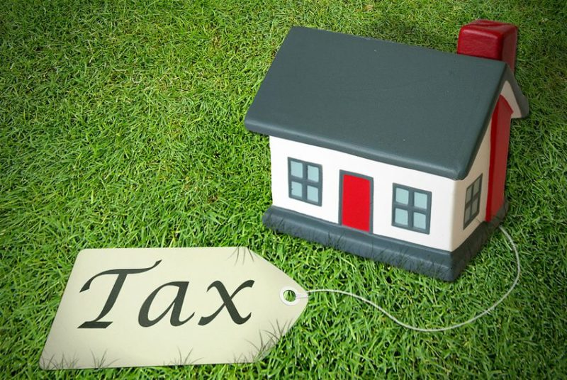 Property tax Lincoln County