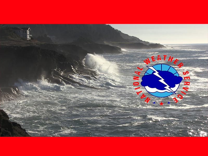 National Weather Service Issues High Surf Warning