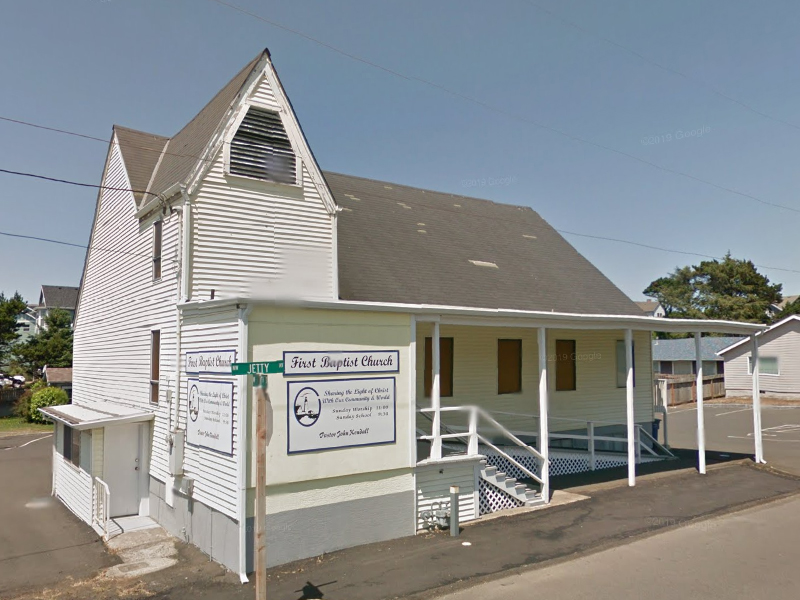 First Baptist Lincoln City