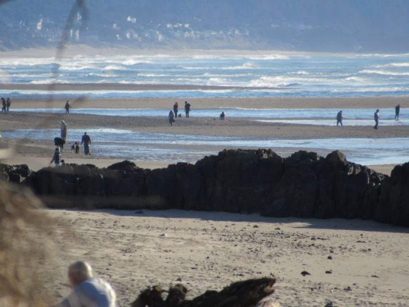 Lincoln City Beaches