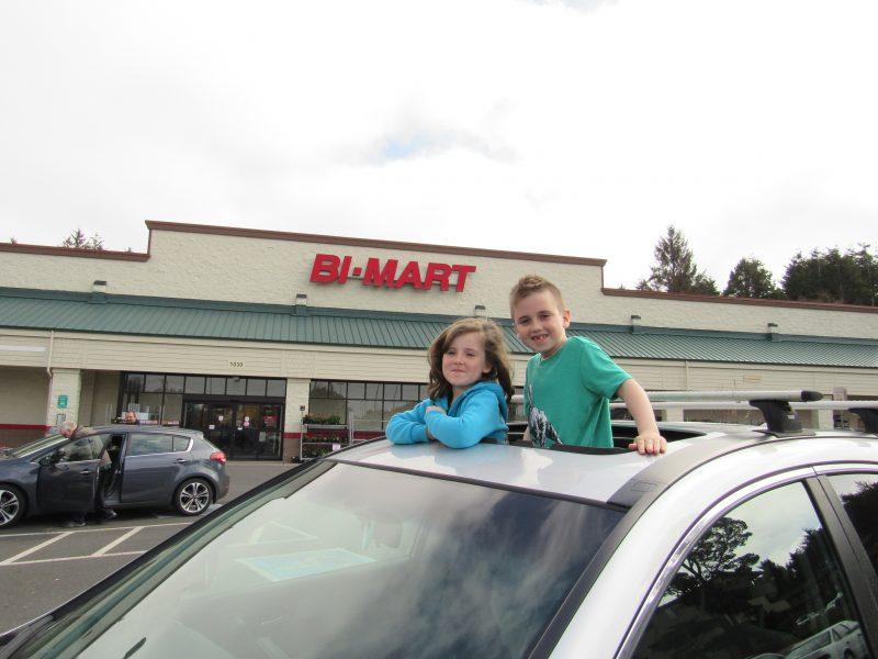 Bi-Mart Lincoln City, Oregon
