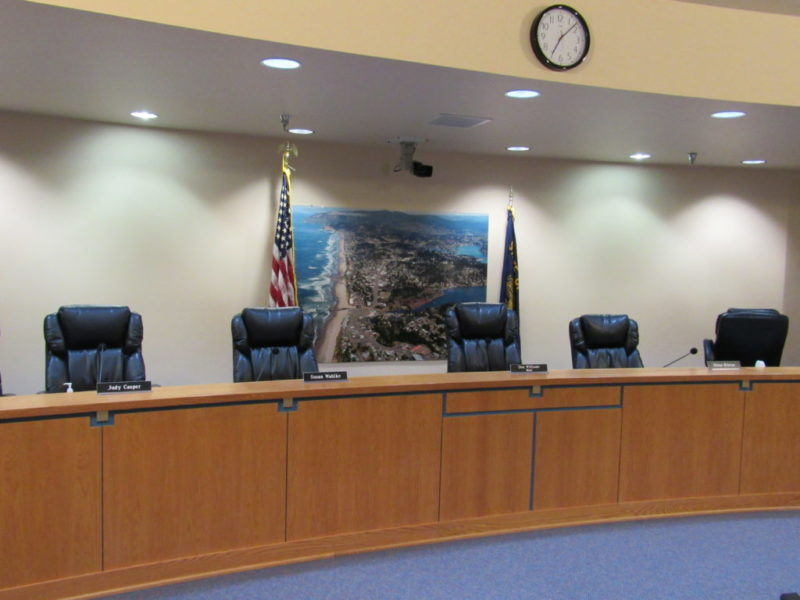 Lincoln City Council