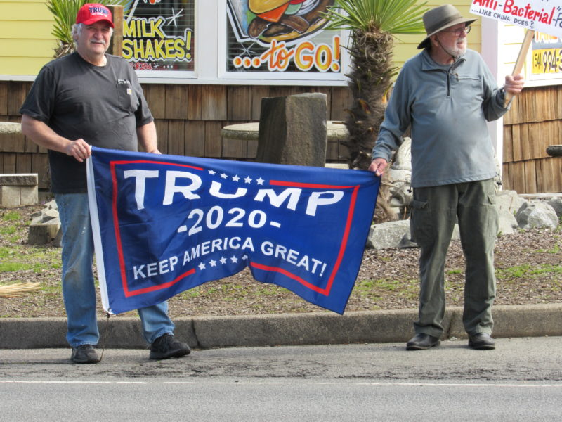 Trump 2020 Lincoln City