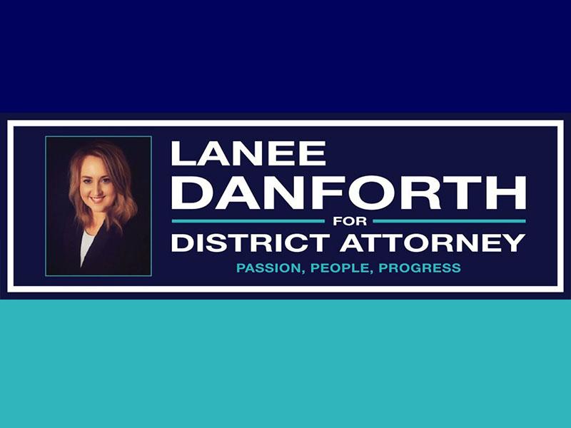Lanee Danforth for DA