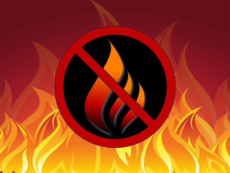No burning Lincoln County