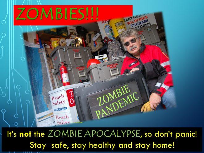 zombies Jim Kusz