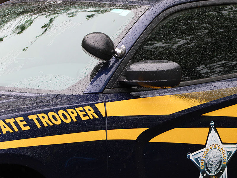True Stories of the Oregon State Patrol