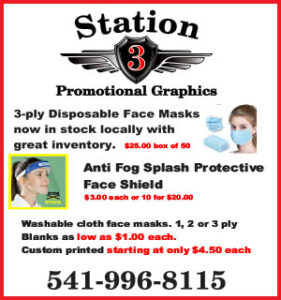 Station 3 Promotional Graphics
