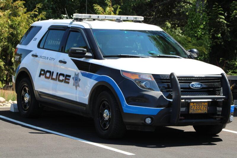 Lincoln City Police DUII