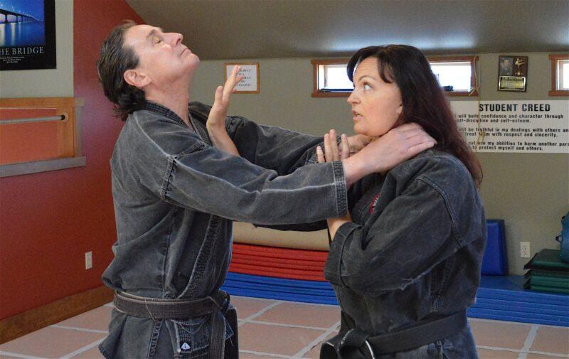 self defense Lincoln City