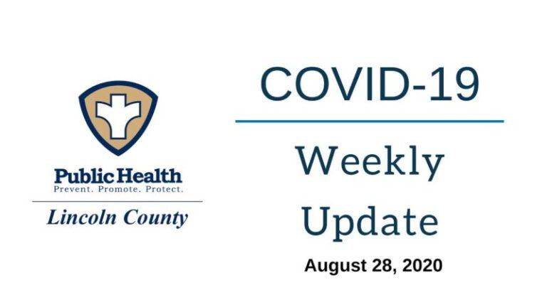 Lincoln County Public Health COVID-19 update