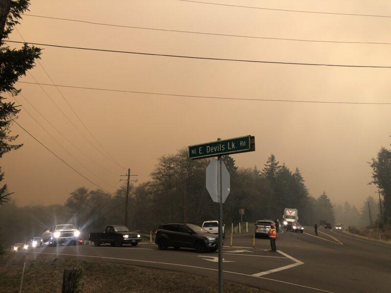 Lincoln City Fire