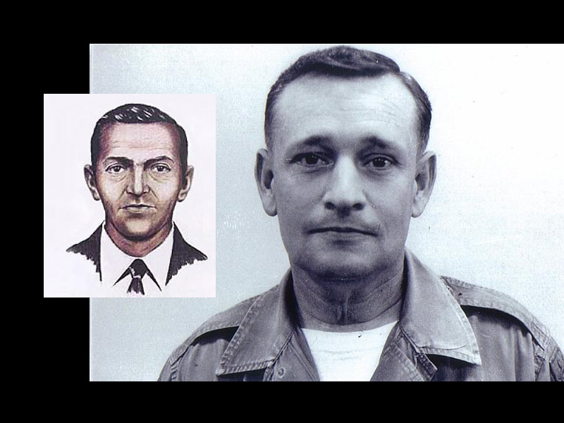 MYSTERY SOLVED! D.B. Cooper was my friend