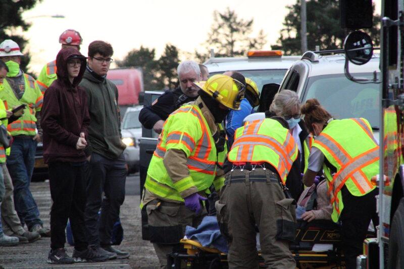Schooner Creek Bridge Crash