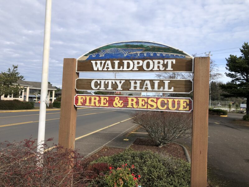 Waldport City Hall