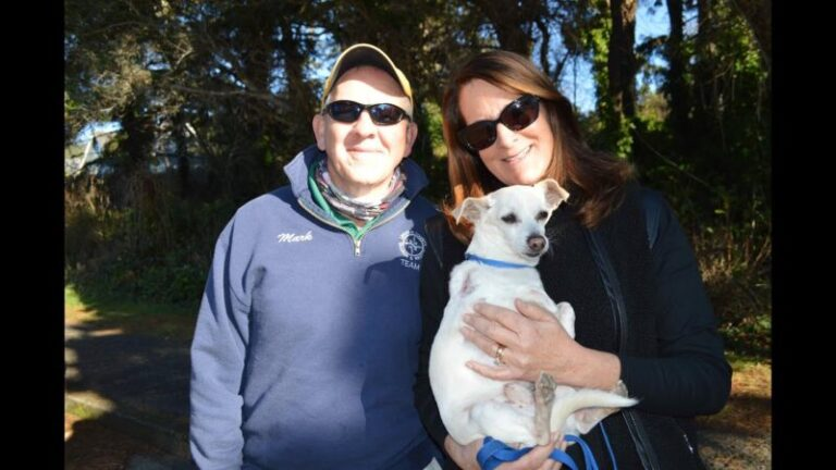 Family grateful to neighbors after dog attacked at Otter Rock State Park