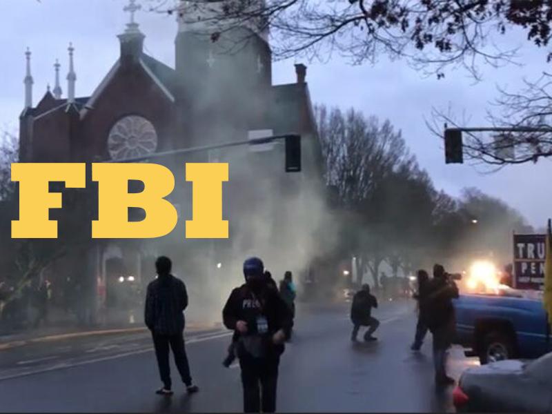 Salem Capitol Protest