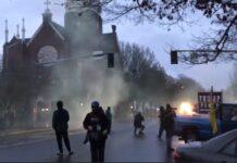 Salem Protest